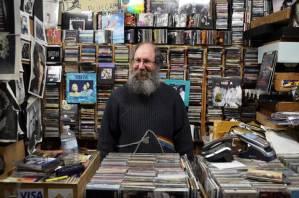 Brian's Record Option, Kingston, Ontario