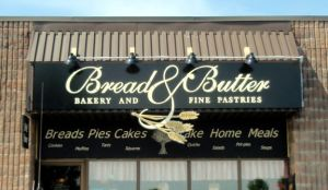 Bread & Butter Bakery and Fine Pastries