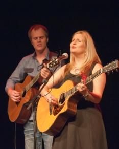 Dave Gunning and Maureen Ennis