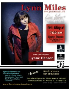Live Wire Music Series May 4, 2012 Concert