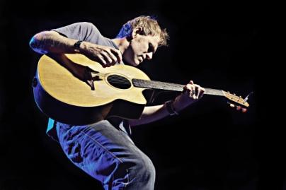 Singer-songwriter Martyn Joseph from Wales