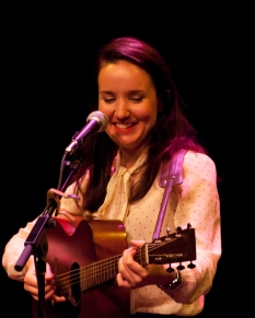 Singer-songwriter from Sweden Sarah MacDougall
