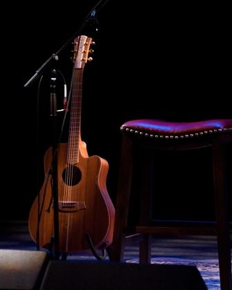 Spiegel's guitar